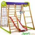 Спортивный детский уголок SportBaby Карамелька Plus1