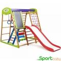 Спортивный детский уголок SportBaby Карамелька Plus3
