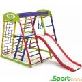 Спортивный детский уголок SportBaby Юнга Plus2