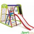 Спортивный детский уголок SportBaby Юнга Plus3