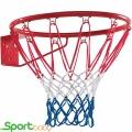 Баскетбольное кольцо с сеткой SportBaby Sport-29 Ø45 см