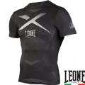 Компрессионная футболка LEONE X-Shirt Black