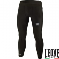 Компрессионные штаны LEONE Black