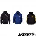 Толстовка мужская AMSTAFF Logo ZipHoodie