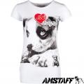 Футболка женская AMSTAFF Koinu T-Shirt