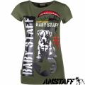 Футболка женская AMSTAFF Sotilas T-Shirt