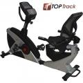 Велотренажер горизонтальный TOP TRACK K8719RP-13