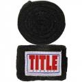 Бинты боксерские хлопковые TITLE CLASSIC 180 TB-4004