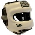 Боксерский шлем с бампером RING TO CAGE GelTech RTC-5005