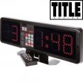 Профессиональный боксерский таймер TITLE Platinum Professional