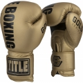 Боксерские тренировочные перчатки TITLE GOLD TB-2002
