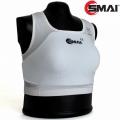 Женский топ с протектором для защиты груди SMAI WKF