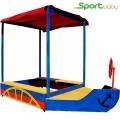 Детская песочница-катер SportBaby Песочница-13