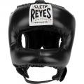 Боксерский шлем с бампером CLETO REYES CR-E388-TR