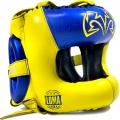 Боксерский шлем с бампером RIVAL RHGFS3-LOMA