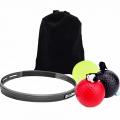 Скоростной мяч-тренажер Файтбол SPANLA REFLEX BALL 3 мяча
