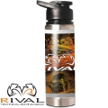 Стальная бутылка-термос RIVAL 591 мл