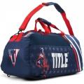 Спортивная сумка-рюкзак TITLE WORLD CHAMPION TBAG25 USA