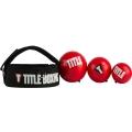 Скоростной мяч-тренажер Файтбол TITLE TB-i1153 3 мяча