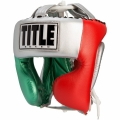 Боксерский шлем TITLE BOXEO BAHGT2