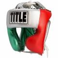 Боксерский шлем TITLE BOXEO TB-1405