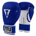 Боксерские перчатки TITLE PRO TB-2025