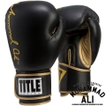 Боксерские перчатки TITLE ALI TB-2291