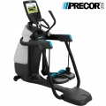 Гибридный кардиотренажер PRECOR AMT885 консоль P82