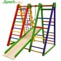 Спортивный детский комплекс для дома SportBaby Эверест-3