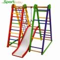 Спортивный детский комплекс для дома SportBaby Эверест-4