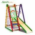 Спортивный детский комплекс для дома SportBaby Kind-Start