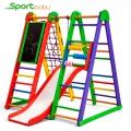 Спортивный детский комплекс для дома SportBaby Эверест-2