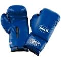 Боксерские перчатки GREEN HILL GOLD