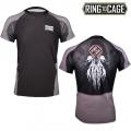 Компрессионная футболка RING TO CAGE RTC-8153