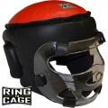 Боксерский шлем с защитным забралом RING TO CAGE RTC-5060