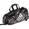 Спортивная сумка-рюкзак ADIDAS 2IN1 BAG CAMO