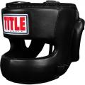 Детский боксерский шлем TITLE Classic Youth TB-5145
