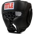 Боксерский шлем TITLE Classic TB-5207