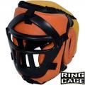 Боксерский шлем с забралом RING TO CAGE MUGHALS RTC-5032