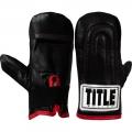 Скоростные снарядные перчатки TITLE PRO TB-1499