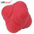 Мяч для тренировки реакции LifeMaxx LMX1274