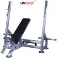 Олимпийская скамья LifeMaxx LMX1054