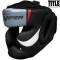 Боксерский шлем TITLE VIPER VHG
