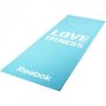 Мат для фитнеса REEBOK Love RAMT-11024BLL голубой