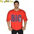 Топ-футболка BIG SAM 3195