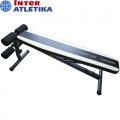 Скамья для пресса наклонная INTER ATLETIKA HL008