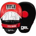 Лапы для отработки ударов TITLE GEL TB-6091 пара