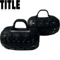 Гантели для фитнеса TITLE TB-8593 пара
