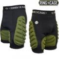 Компрессионные шорты-протекторы RING TO CAGE RTC-3005