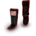 Детcкие щитки для голени и стоп TITLE Classic MMA